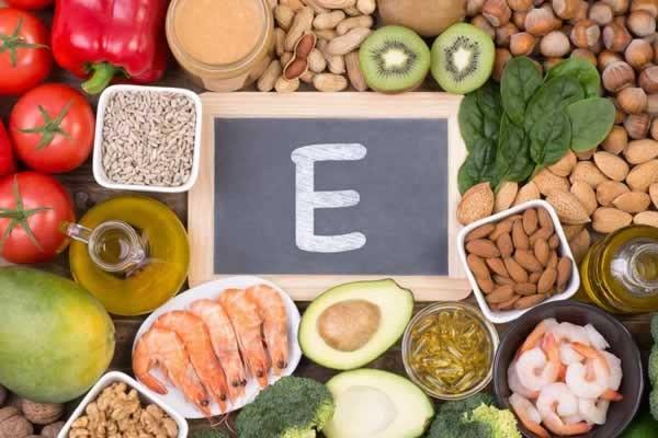 O que é vitamina E?