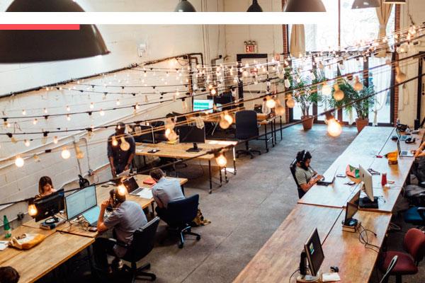 Mais do que aparenta: O que torna um bom escritório de Coworking?